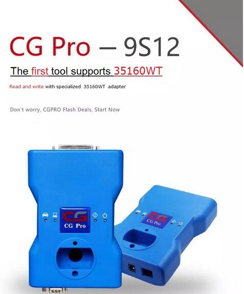 CG Pro 9s12 can study and write 35160WT. Perfectly CG-PRO-35160WT-3
