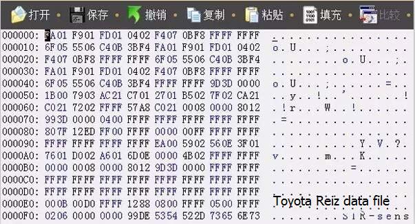 How-restore-Data-Damaged-of-Toyota-Steering-Angle-Sensor-4