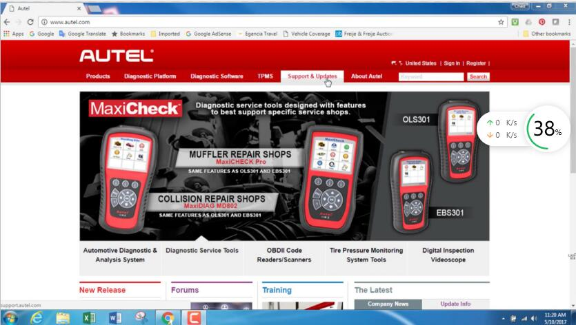 Autel-MaxiSYS-tablet-WIFI-PRINTING-Instruction-Guide-3