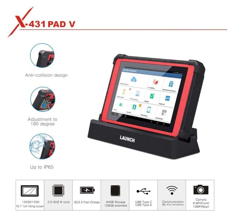Launch-X431-PAD-V-New-Arrival-Supports-ECU-Programming-1