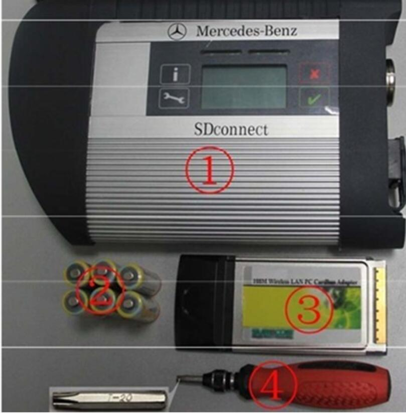How-to-install-MB-SD-C4-rechargeable-batteries-2